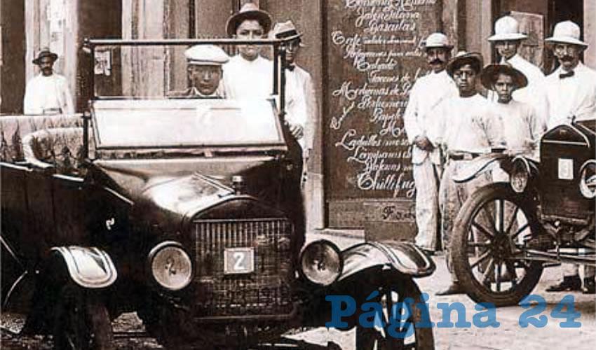 A principios del siglo XX en Guadalajara eran cosa extraña los accidentes automovilísticos; cien años después, en un solo mes se cuentan por millares/Foto: Cortesía