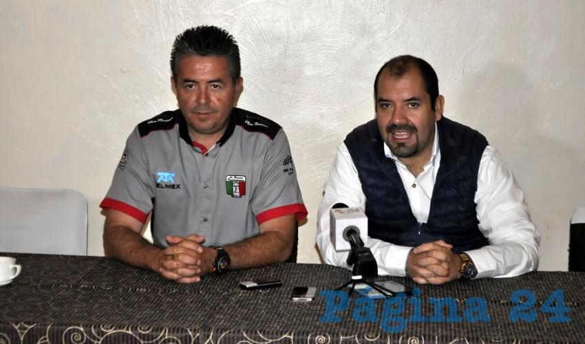 Presentan Carrera Panamericana en Zacatecas