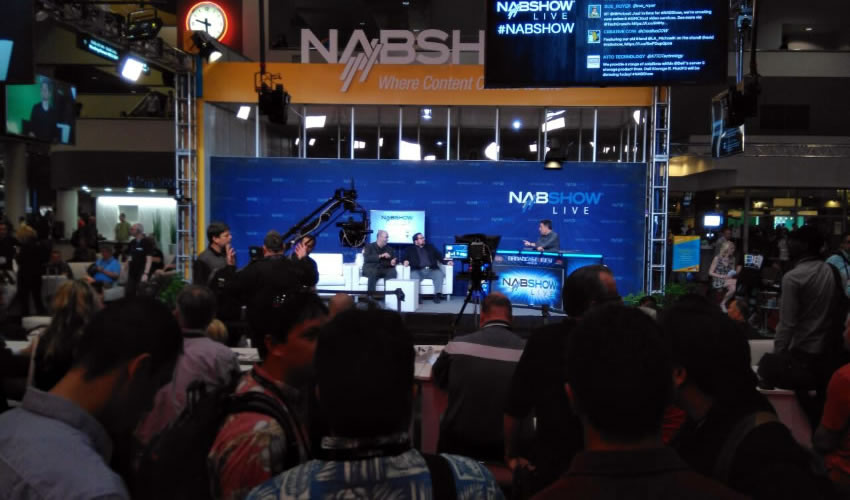 """NAB Show, """"donde las ideas se hacen realidad"""""""