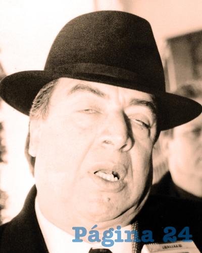"""Felipe González González ... y Toño se lo """"chingó""""..."""