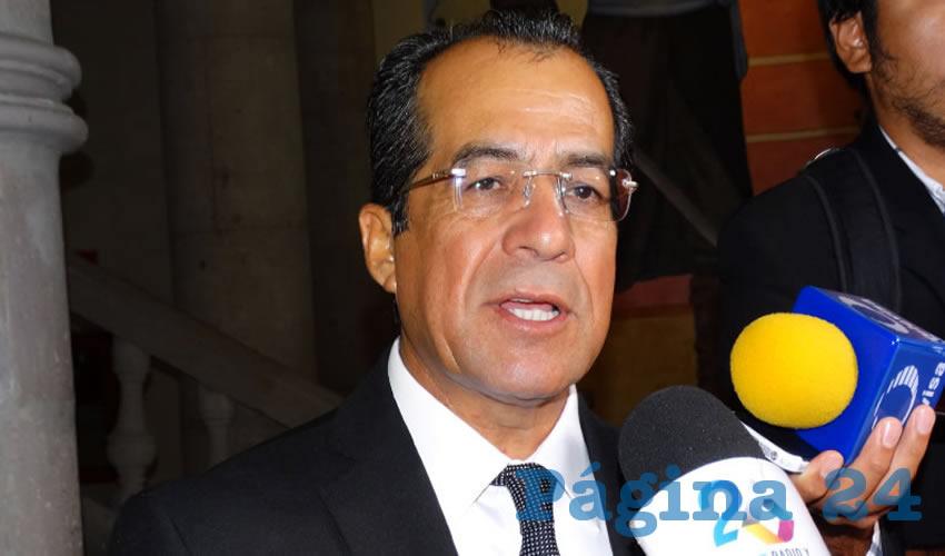 Francisco Martínez Delgado, legislador local