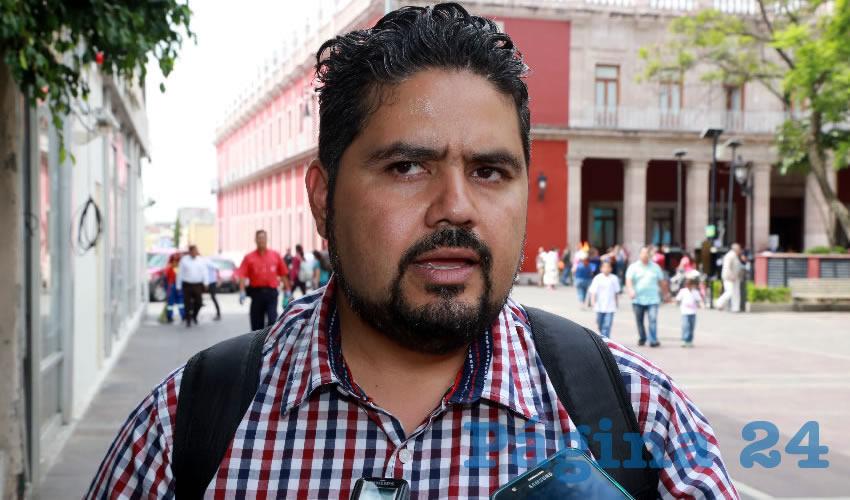 """""""Existe Interés Porque el Sistema Estatal Anticorrupción no Entre en Operaciones"""""""