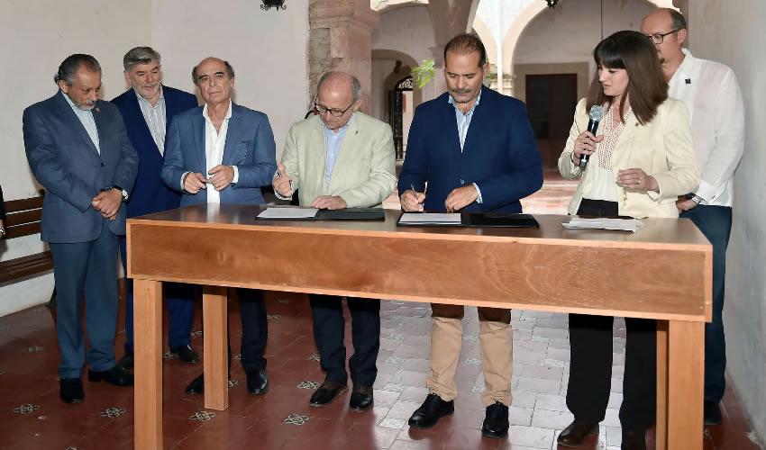 Rescatan el Patrimonio Cultural e Histórico de Aguascalientes Gobierno del Estado y el INAH