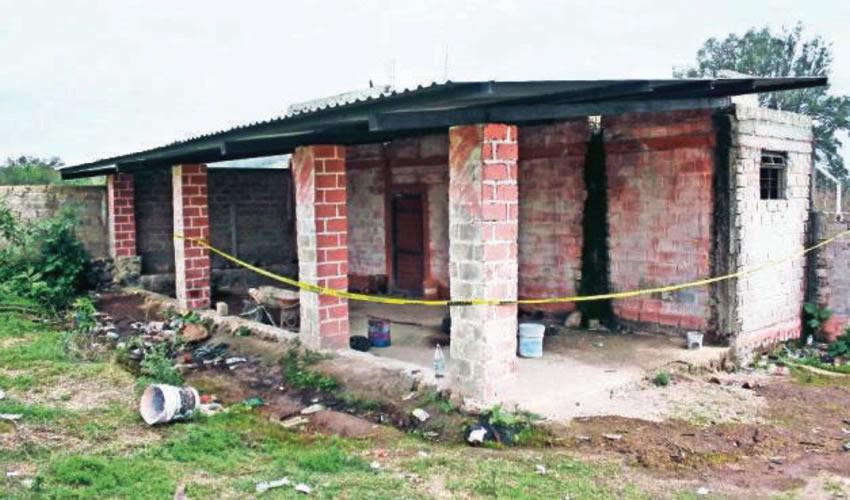 Los campos de entrenamiento del CJNG fueron ubicados en la población de Navajas y la frontera con Ahuisculco, después de que una persona secuestrada escapó el pasado 18 de julio y los denunció ante la Fiscalía General del Estado (FGE)/Foto: Corte