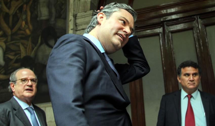 Aurelio Nuño Mayer, secretario de Educación Pública (Foto: Archivo/ Galo Cañas/ Cuartoscuro)