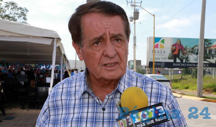 José de Jesús Rodríguez Benavides, director de Tránsito y Movilidad del Municipio