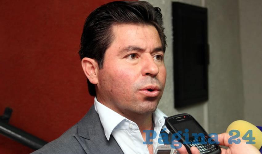 Jorge López Martín, diputado federal