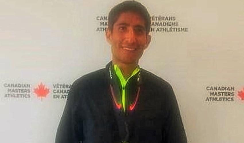 Felipe Méndez Rodríguez, obtiene medalla de oro en 10 mil metros planos y pasaporte al Campeonato Mundial de Málaga, España 2018