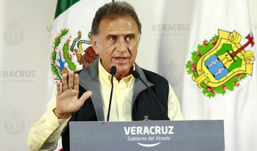 Yunes Linares Califica de Corruptos a  Javier Duarte y a su Apoderado Legal