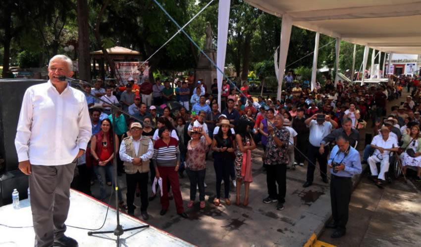 AMLO: Se Tiene que Investigar a Peña,  Calderón y Salinas por Caso Odebrecht