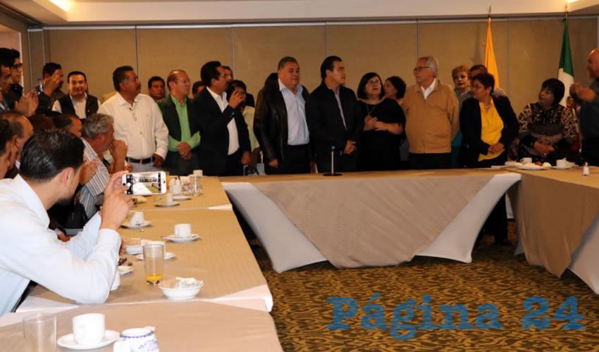 Sin el PRD Ningún Partido Político Ganará la Presidencia de México en 2018: Zepeda