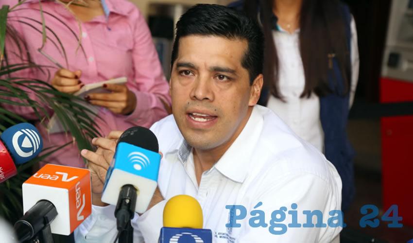 Leonardo Montañez Castro, secretario del Ayuntamiento