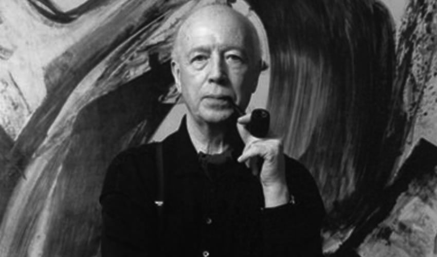 Fallece el Pintor Karl Otto Götz