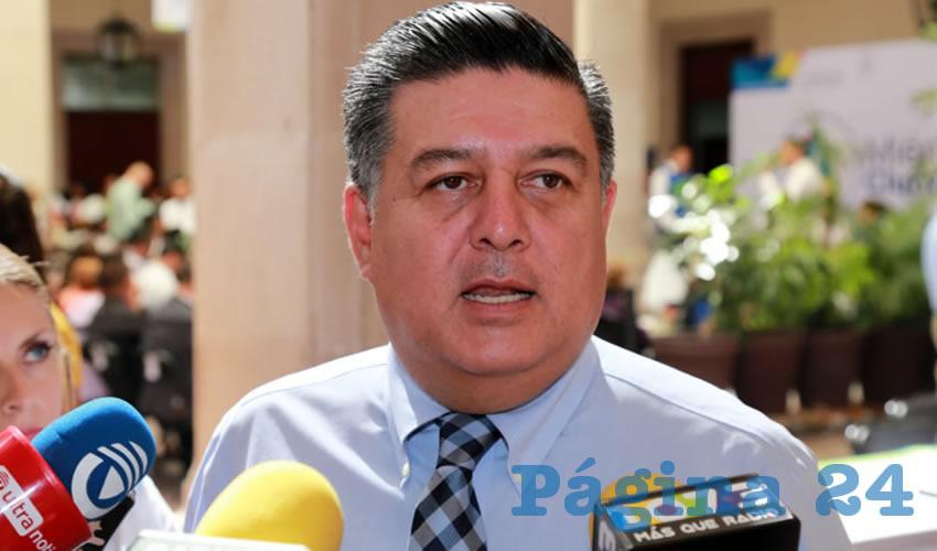 Tiene el Municipio Capital Cartera Vencida de mil 400 mdp: Alfredo Cervantes García