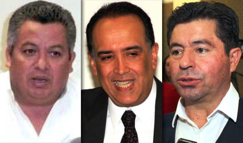Enrique Morán Faz ...se mueve entre tinieblas... | Felipe Muñoz Vázquez ...muy peligroso... | Jorge López Martín ...lo tiene en la mira...