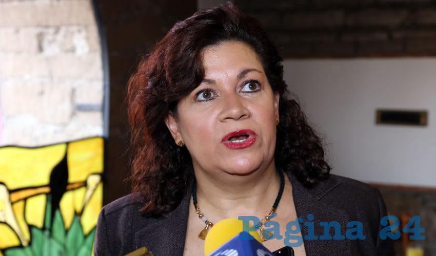 Lourdes Martínez Staines