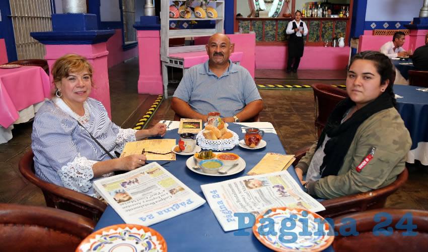 En El Balerito Café departieron Guillermo Gutiérrez Ruiz Esparza, diputado local por el PAN y Salvador Maximiliano Ramírez Hernández, regidor por el PAN en el Municipio de Aguascalientes