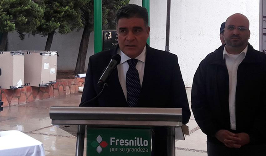 Ismael Camberos Hernández: No se pueden dar resultados de la noche a la mañana
