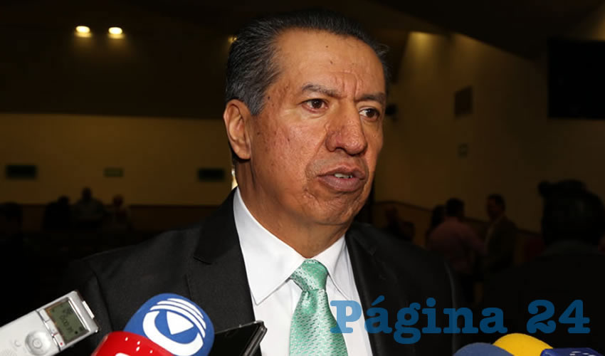 Sergio Augusto López, legislador local