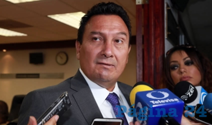 Jesús Morquecho Valdez, diputado local