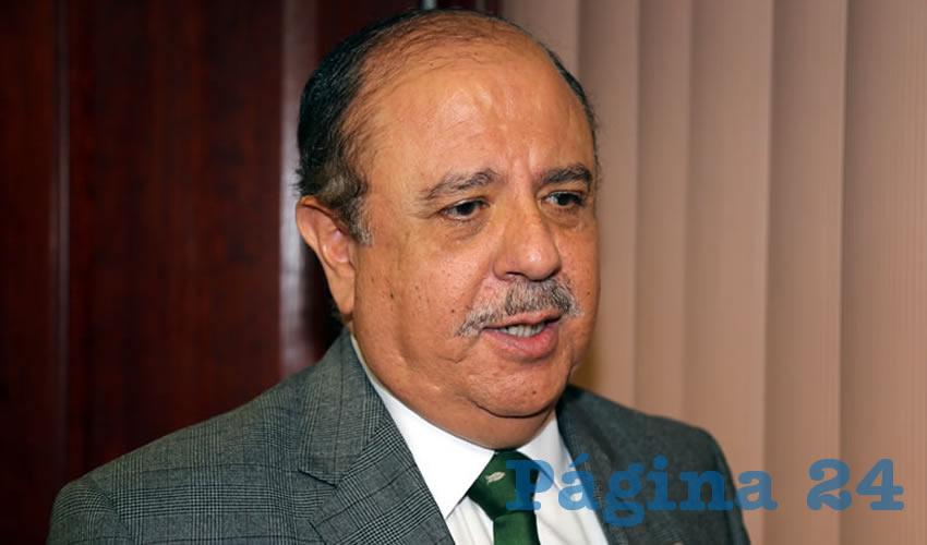 Sergio Javier Reynoso Talamantes, legislador local