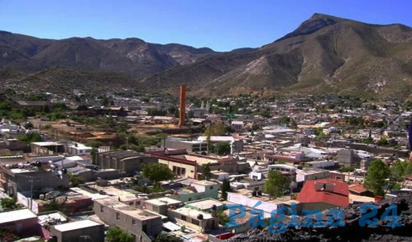 Madre e hijo fueron asesinados a balazos en Concepción del Oro, Zacatecas.
