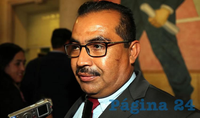 Alejandro Mendoza Villalobos, diputado local