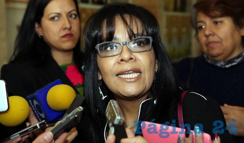 Elsa Amabel Landín Olivares, diputada local