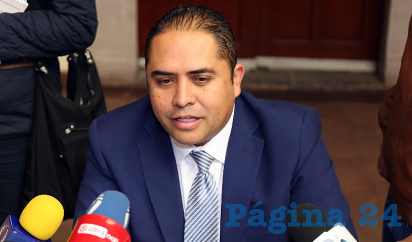 José de Jesús Aranda Ramírez, director de Reglamentos del Municipio