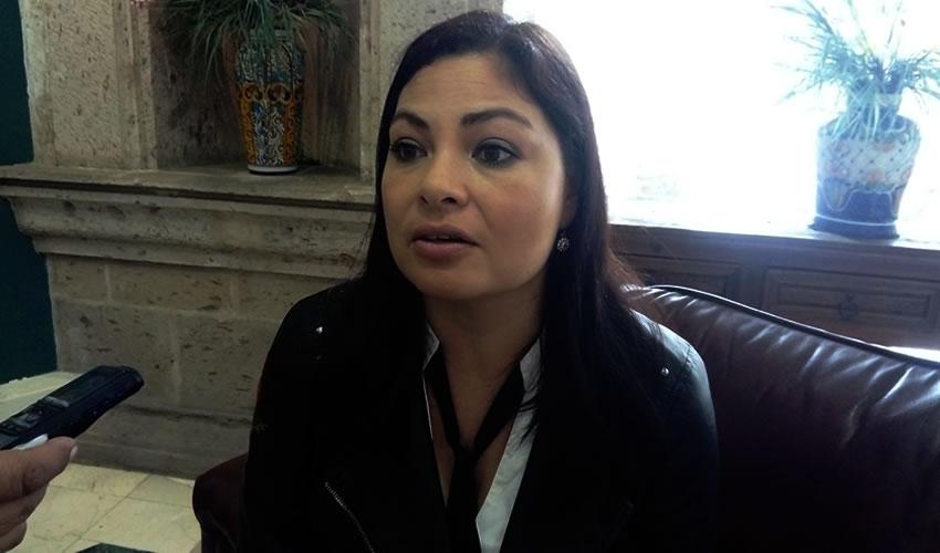Claudia Edwards, directora de Programas de Humane Society International México