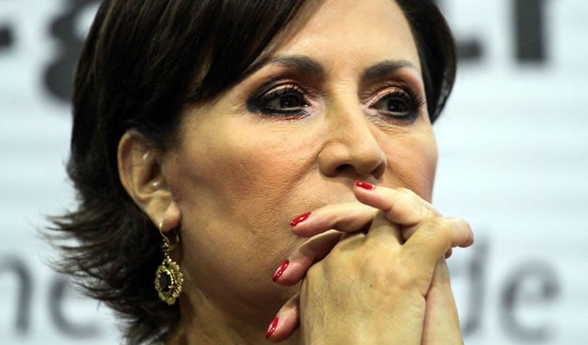 Rosario Robles Berlanga, titular de la Sedatu (Foto: Archivo/ Isaac Esquivel/ Cuartoscuro)