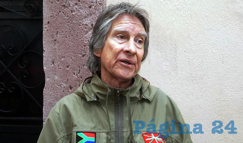 Rodolfo García Zamora (Foto: Archivo Página 24)