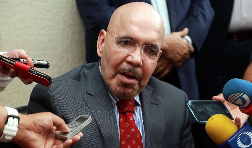 Diego Martínez Parra, delegado del IMSS