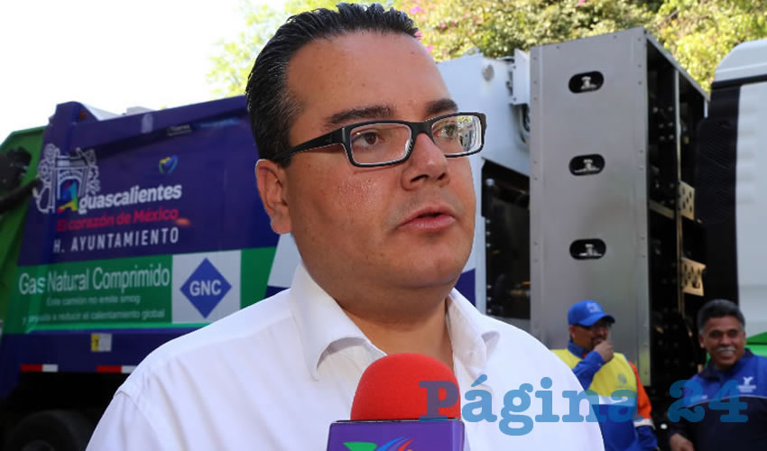 Héctor Anaya Pérez, exsecretariode Servicios Públicos