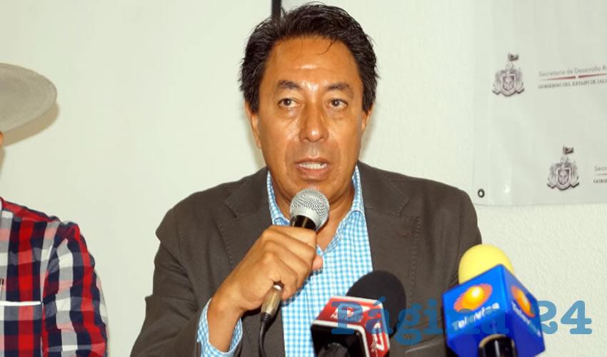 """Incluso Héctor Padilla Gutiérrez, presidente de la AMSDA, aseguró que en este año los ingresos promedio de los productores aumentaron 12.3 por ciento en términos reales, respecto al último año del sexenio anterior, lo cual, dijo, es """"un logro""""/Foto: Cortesía"""