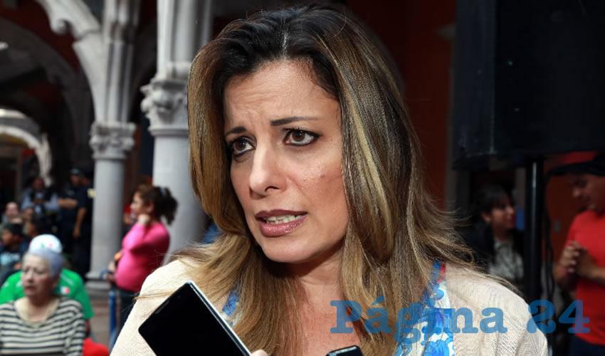 Ana Susana López de la Parra, presidenta de MEMAC