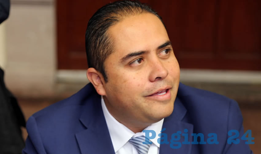 José de Jesús Aranda, director de Reglamentos del Municipio