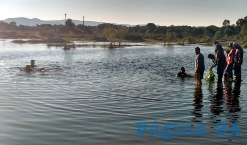 El menor falleció en un estanque situado al oriente de Soledad de Arriba, en Cosío