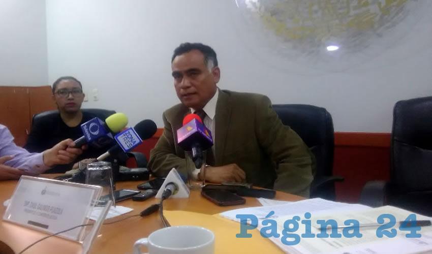 Diputados no temen a multas  tras 'elección' de magistrado