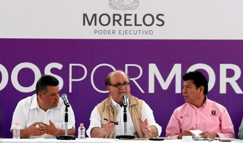 """Arman Rebelión Ciudadana Para """"Liberar""""  la Ayuda en Morelos Retenida por Graco"""