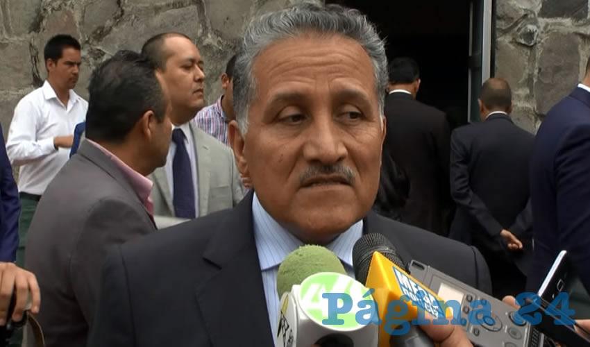 No hay trasfondo en donación  de recursos del PRI: Zamora