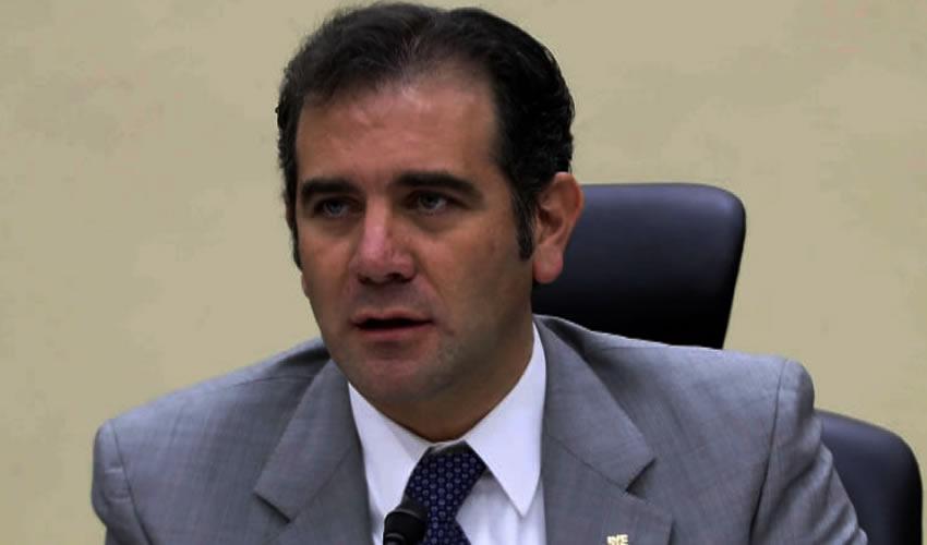 El consejero presidente del INE, Lorenzo Córdova Vianello (Foto: Archivo/ Cuartoscuro)