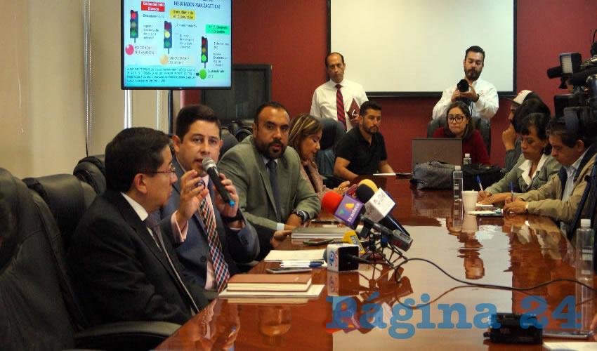 Jorge Miranda Castro, titular de la Secretaría de Finanzas (Sefin), en el estado de Zacatecas (Foto Merari Martínez Castro)