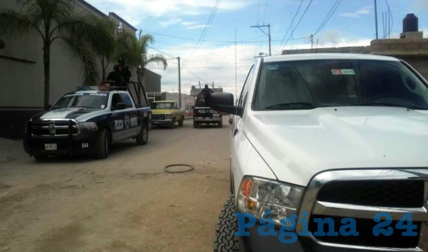 Las autoridades incompetentes ante la violencia que hay en todo el estado (Foto: Ilustrativa)