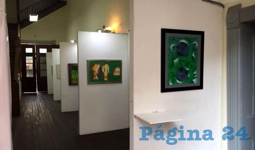 """Galería Eme Ofrece la Exposición de Arte """"Verde"""""""