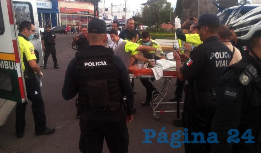 El pasado sábado, la menor fue trasladada en helicóptero desde Rincón de Romos, debido a su estado crítico de salud; pero a pesar de este y otros esfuerzos no se logró salvar a la pequeña