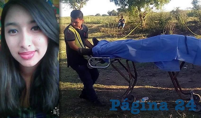 Cinthia Nayeli tenía tan sólo 16 años y la violencia y la inseguridad que reinan en Zacatecas desde que gobierna Alejandro Tello Cristerna, le arrebataron la vida de la forma más cruel e inhumana que pueda existir