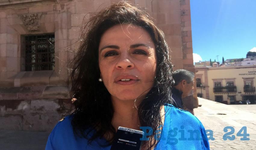 Zacatecas, es un Estado Fallido: Lupita Medina