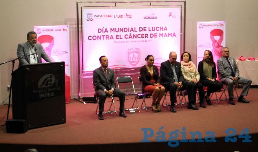 Cáncer de Mama es el Cáncer más Frecuente en las Mujeres: Gutiérrez