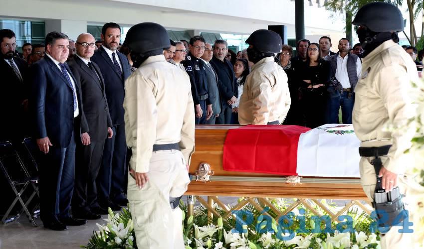 Alejandro Tello: Ramón Barrios, un policía entregado a esta difícil y desinteresada profesión